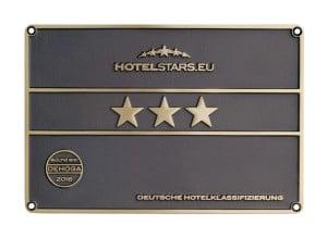 Hotel Heppe Anzahl Sterne